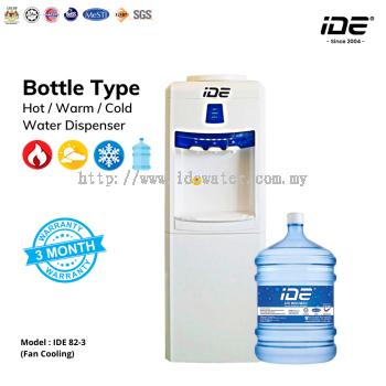 Ecotech 82-3 Water Dispenser (Hot&Cold&Warm)