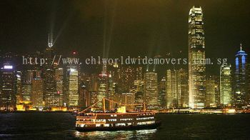 Movers from Singapore to Hong Kong