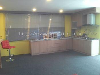 Dry Kitchen Cabinet Design