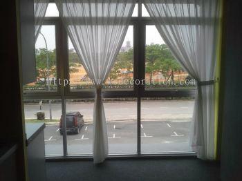 Lace Curtain Design