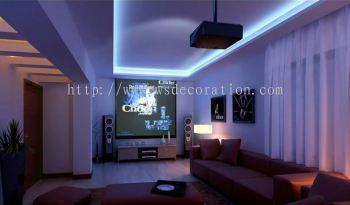KTV Room Design