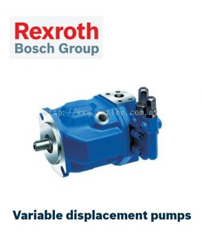 Rexroth A10VSO Variable Displacement Pump