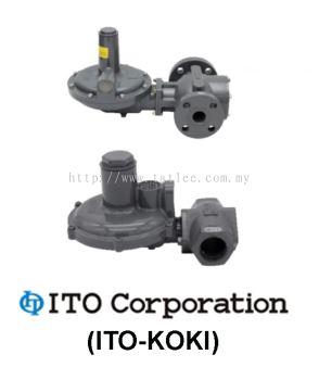 Ito-Koki Gas Regulator