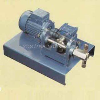 Simplex chemical dosing pump