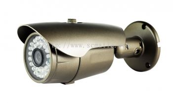 1.3 Megapixel 960P AHD IR Bullet Camera