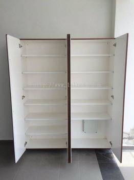 We are specialist in shoe cabinet in Malaysia (FREE QUOTATION)