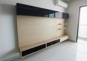 We are specialist in TV console in Malaysia (FREE QUOTATION)