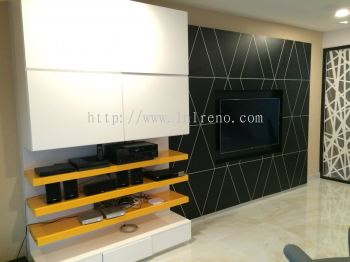 We are specialist in TV Cabinet in Malaysia (FREE QUOTATION)
