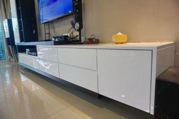 Custom made TV cabinet