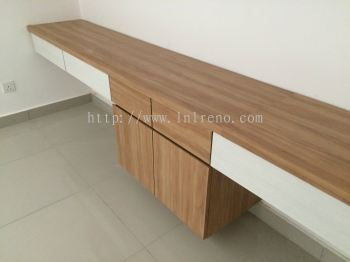 Custom made wall hang study table in Malaysia (FREE QUOTATION)