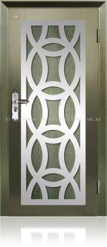 SECURITY DOOR AP1-SS96