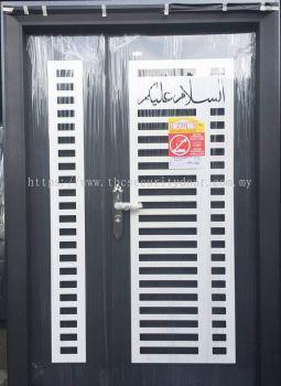 Quetta Security Door