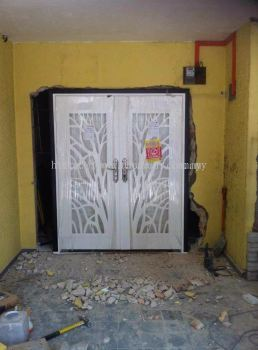 Sialkot Security Door