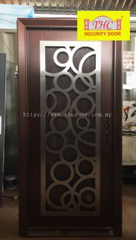 Puchong Ahmedabad Security Door from THC Metal Engineering Sdn Bhd