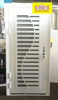Pune Security Door