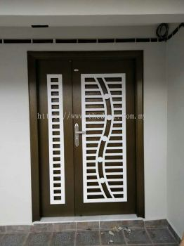 Lucknow Security Door