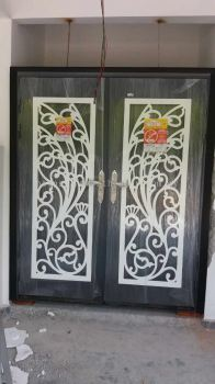 Medan Security Door