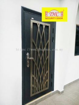 Ho Chi Minh Security Door