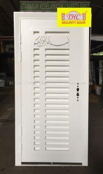 Hue Security Door