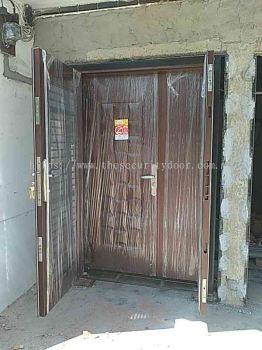 Yangon Security Door