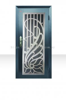 P1-SS99 security door