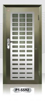 security door-P1-SS92