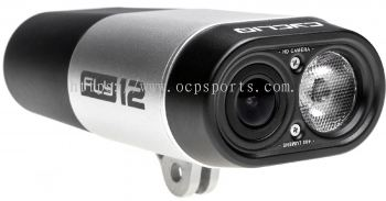 Full HD Bike Camera and Safety Light @ FLY12