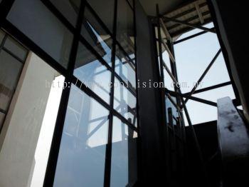 Reflective Window Film : 3Ply Dark Grey
