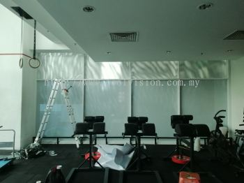 Window Film : Lite Green 50