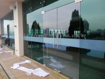 Window Film : UV 400 Green