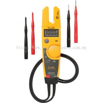 Fluke T5-1000 Voltage,Continuity and Current Tester