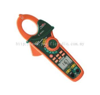 Extech EX623 400A Dual Input AC/DC Clamp Meter + NCV + IR Thermometer