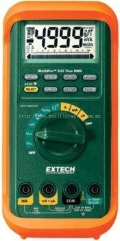 Extech MP530A MultiPro High-Performance MultiMeter