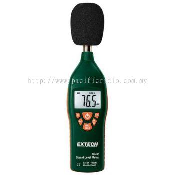 Extech 407732 Low/High Range Sound Level Meter