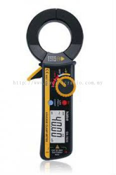Kaise SK-7820 & SK-7825 Leakage Clamp Meter