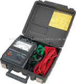Kyoritsu KEW 3121A/3122A/3123A High Voltage Insulation Tester