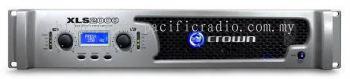 Crown XLS 2000 Two-channel, 650W @ 4 Power Amplifier