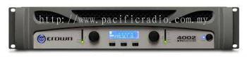 Crown XTi 4002 Two-channel, 1200W @ 4 Power Amplifier