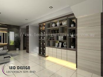 Display Cabinet Design