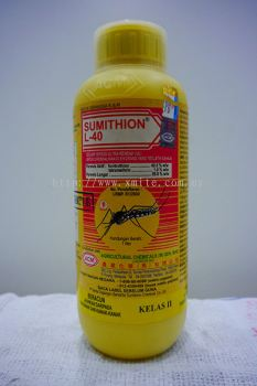 Sumithion L40 1L (For Diesel) RM155/Bottle