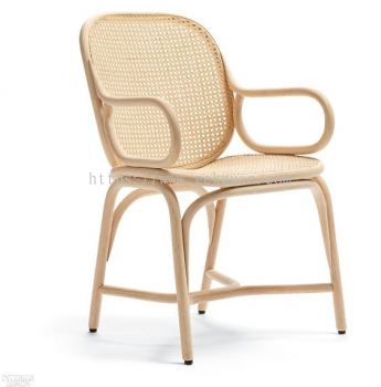 RF 128 - ROXY RATTAN CHAIR WITH ARM