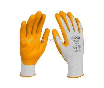 INGCO HGNG01 Nitrile Gloves
