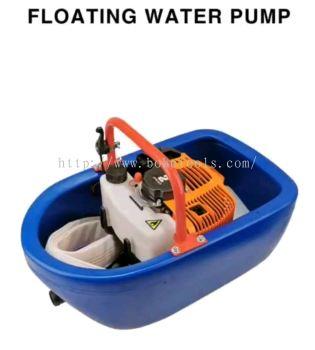 BK-WP099 FLOATING PETROL WATER PUMP WITH GX35 ENGINE