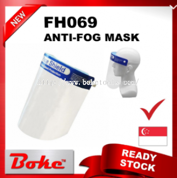Anti-Fog Mask / Face Shield Protector