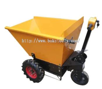 Boke Tools Machinery Pte Ltd : EMD-850 Electric Mini Dumper