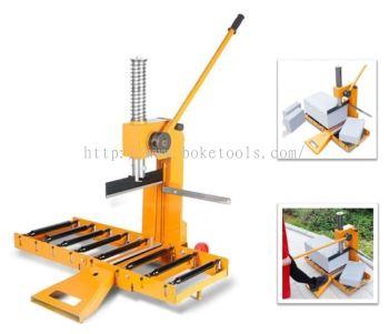 Boke Tools Machinery Pte Ltd : BHC-30 Hand-cut Brick Machine