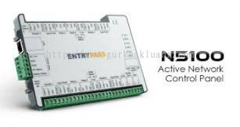 EntryPass N5100 Active Network Control Panel