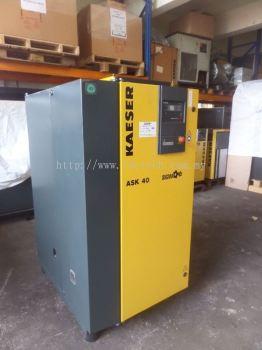 30 hp Screw Type Air Compressor