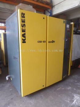 100 hp screw air compressor