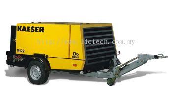 390 cfm Portable Air Compressor